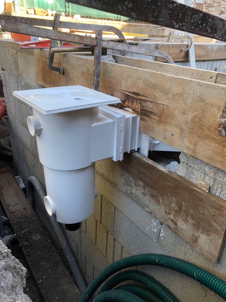 Construction D Une Piscine construction d'une piscine à trets dans les bouches du rhône
